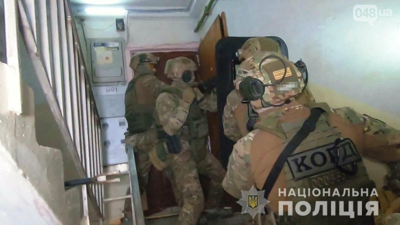 Спецоперация: одесские силовики провели задержание наркодилеров, - ФОТО, ВИДЕО , фото-6