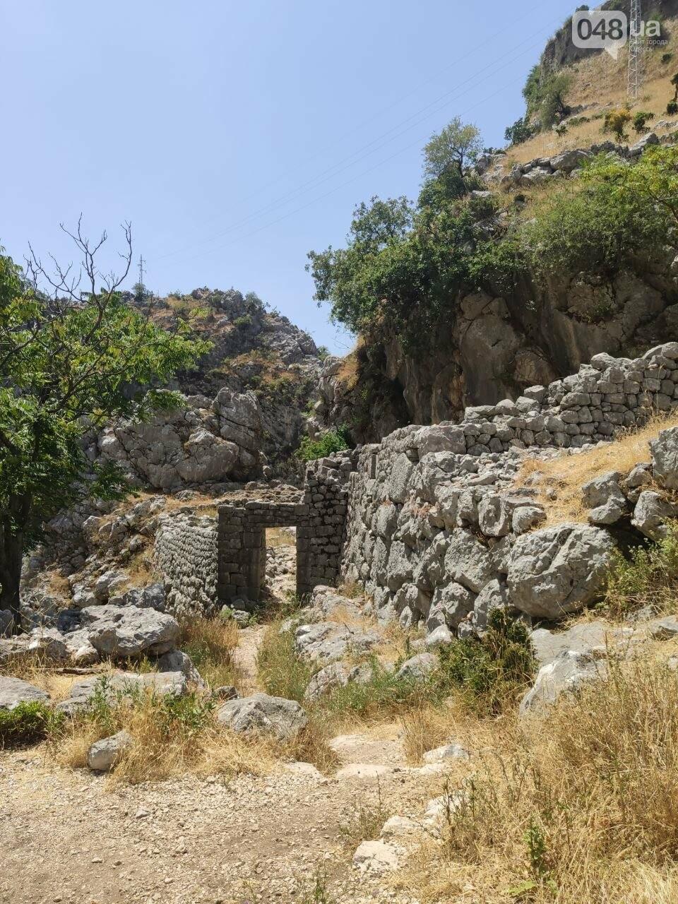 остатки крепости Святого Иоанна