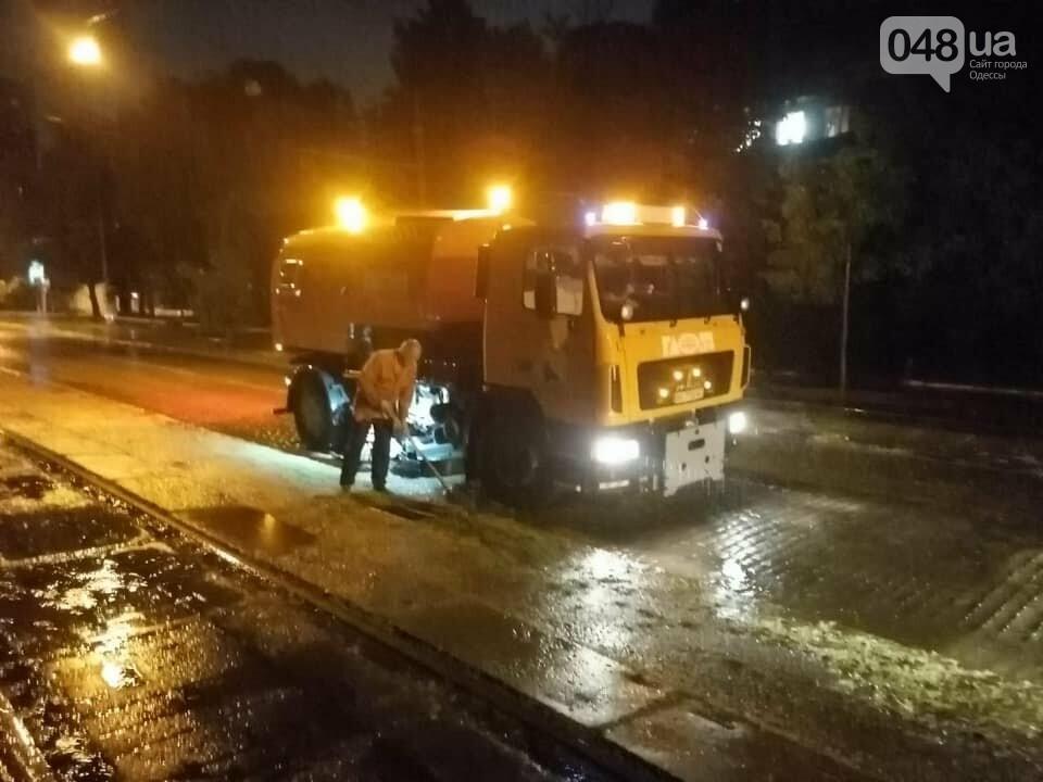 Ливень в Одессе: затоплены  улицы, повалены деревья,- ФОТО, фото-6