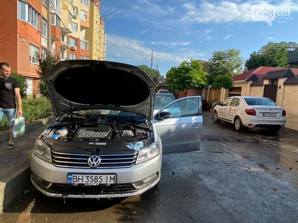 """Ливень затопил ЖК """"Радужный"""" в Одессе,- ФОТО, фото-12"""