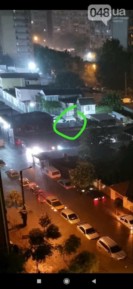 """Ливень затопил ЖК """"Радужный"""" в Одессе,- ФОТО, фото-14"""