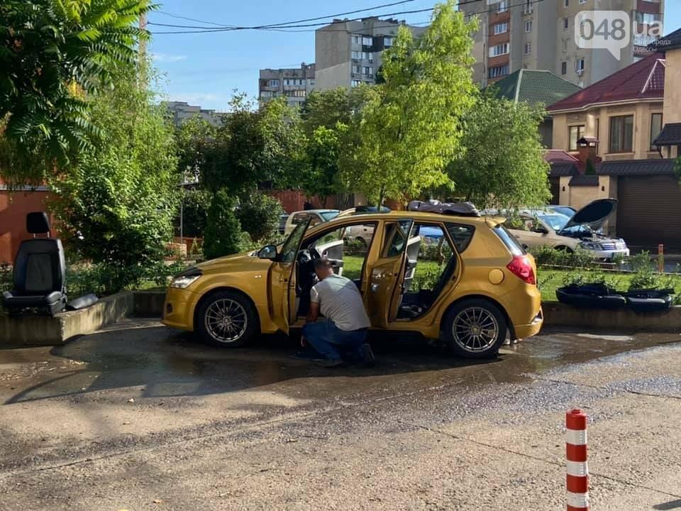 """Ливень затопил ЖК """"Радужный"""" в Одессе,- ФОТО, фото-11"""