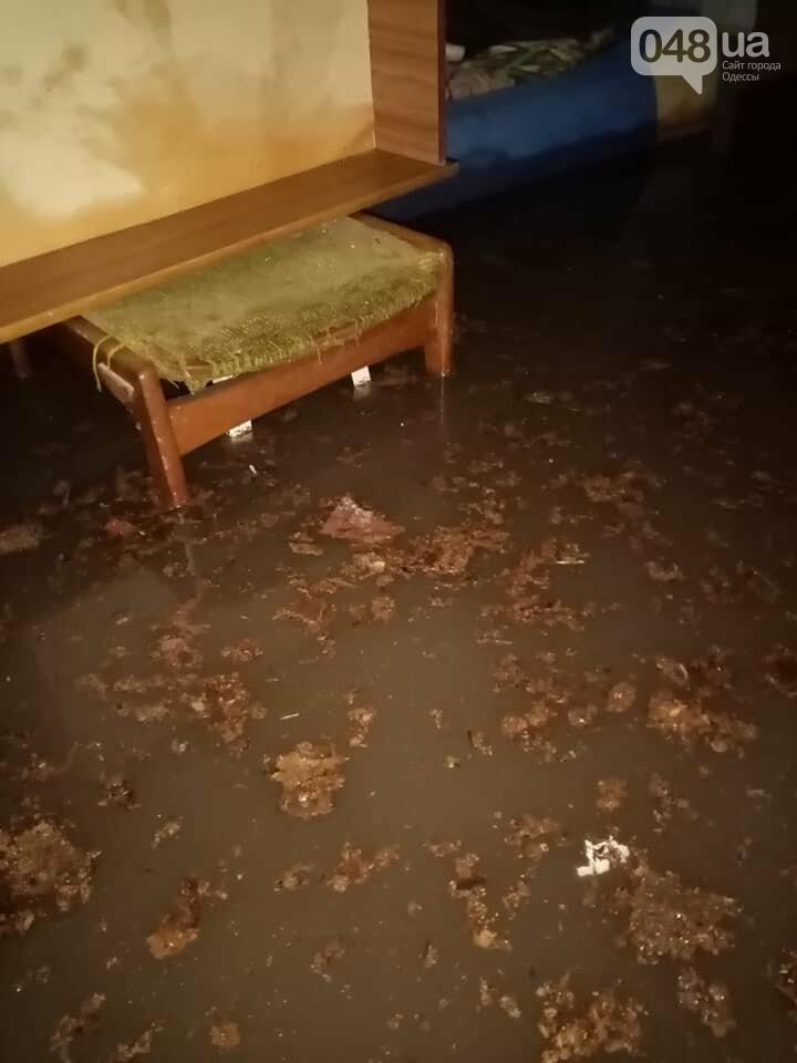 В Одессе на Пересыпи затопило первые этажи,- ФОТО, фото-2