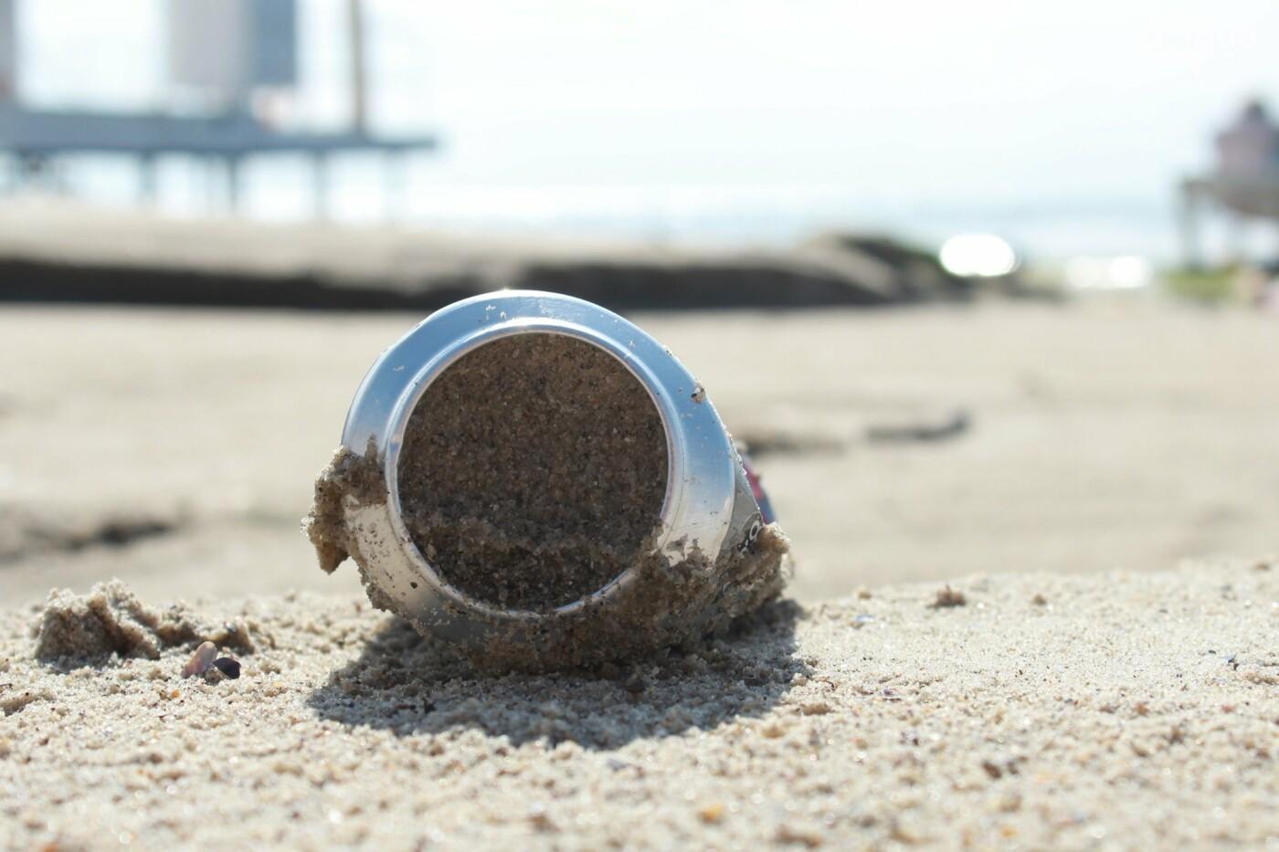 Часть одесской Аркадии буквально смыло в море, - ФОТО, ВИДЕО , фото-49
