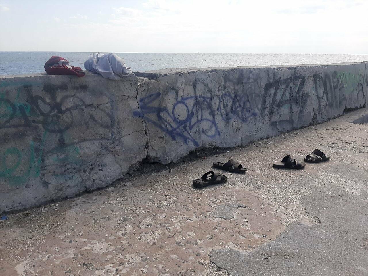 Как выглядит пляж Ланжерон в Одессе после ливня, - ФОТО, ВИДЕО, фото-12