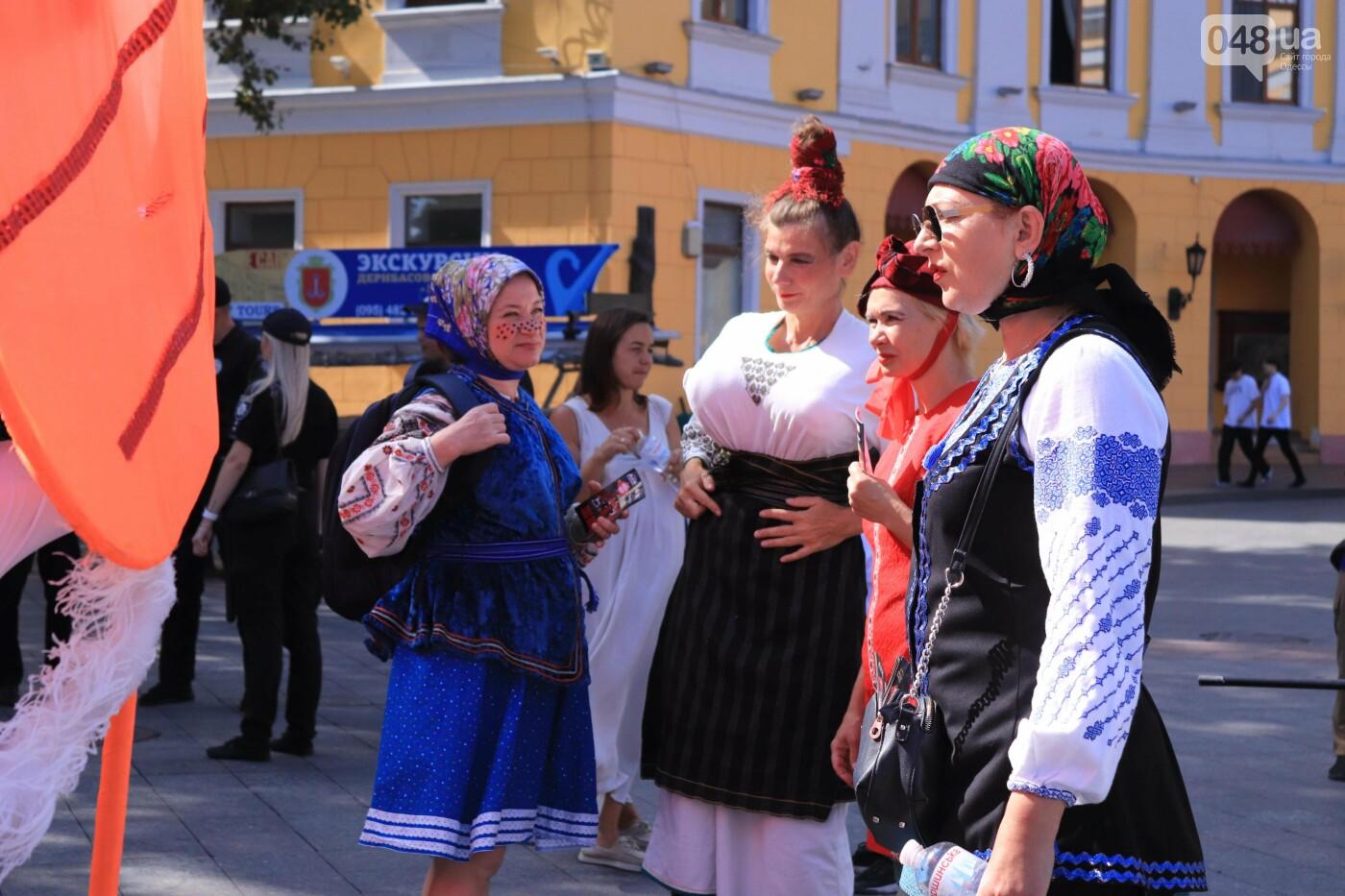 Парад клоунов в Одессе: яркая колонна шла от Дюка в Горсад, - ФОТО, ВИДЕО, СТРИМ, фото-11