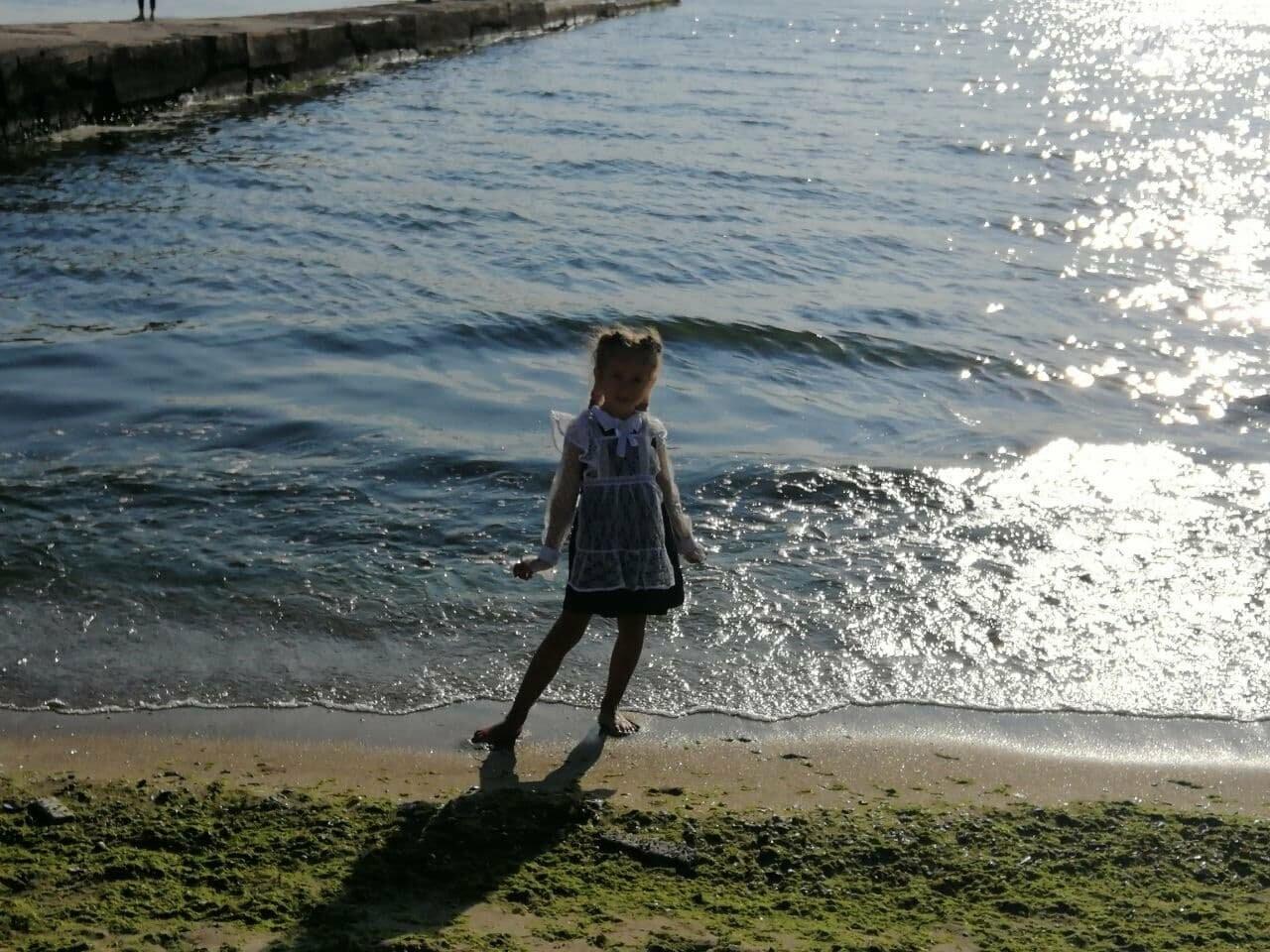 Что происходит в первый день осени на одесском пляже,- ФОТОРЕПОРТАЖ, фото-8
