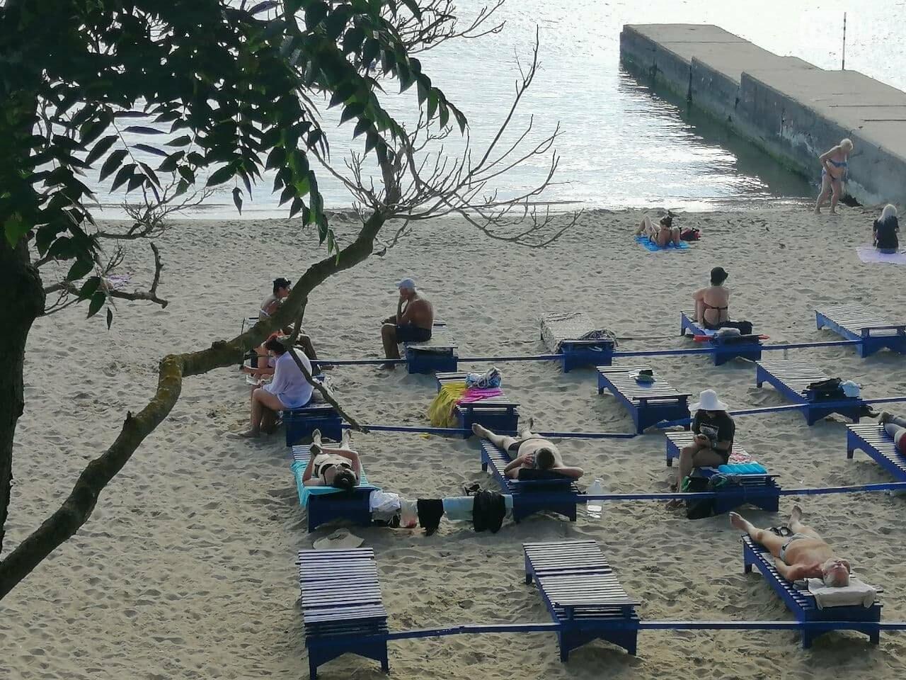 Что происходит в первый день осени на одесском пляже,- ФОТОРЕПОРТАЖ, фото-9