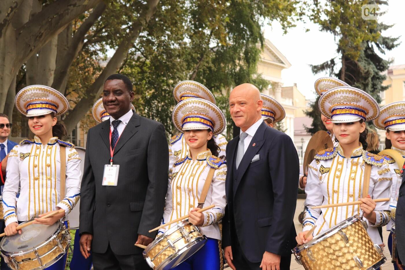 Труханов и делегация из Кении: в центре Одессы торжественно открыли табличку города Момбаса, - ФОТО, фото-5