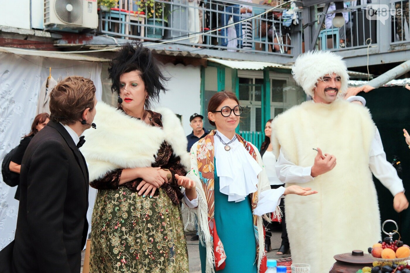 Одесситы гуляли день рождения Мамы в День города, - ФОТОРЕПОРТАЖ, ВИДЕО  , фото-10