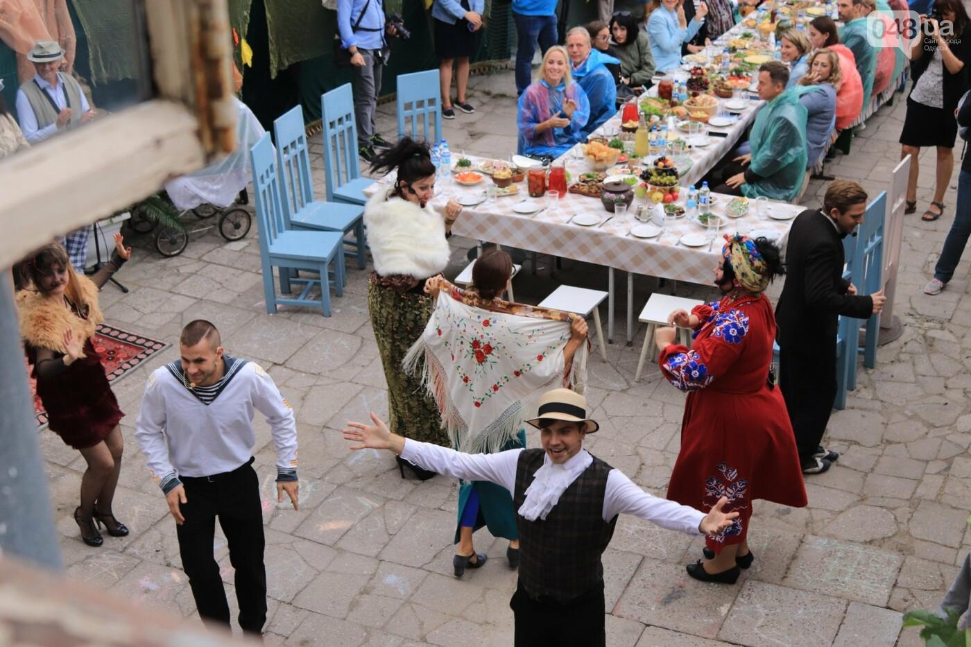 Одесситы гуляли день рождения Мамы в День города, - ФОТОРЕПОРТАЖ, ВИДЕО  , фото-12