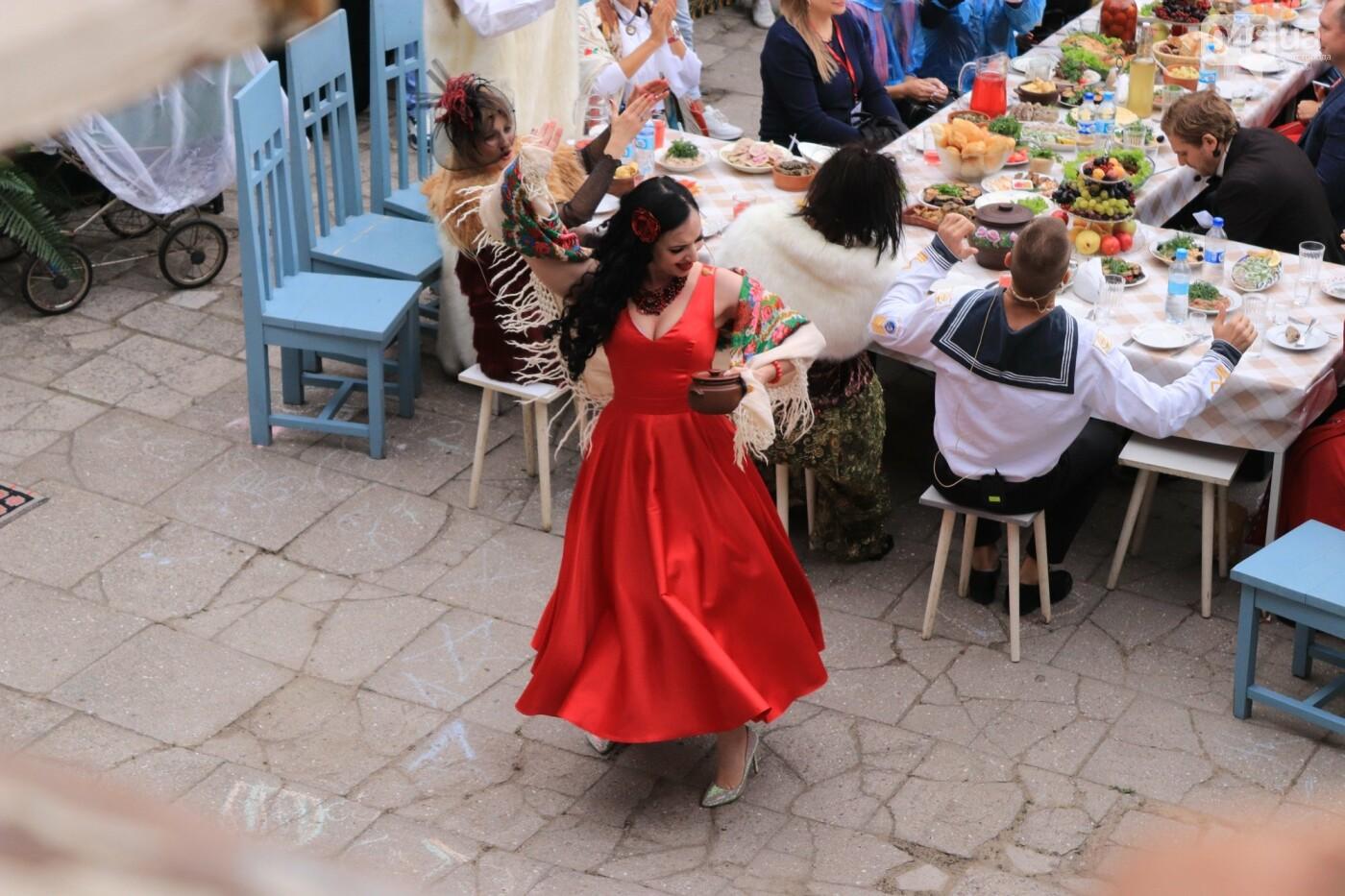 Одесситы гуляли день рождения Мамы в День города, - ФОТОРЕПОРТАЖ, ВИДЕО  , фото-24