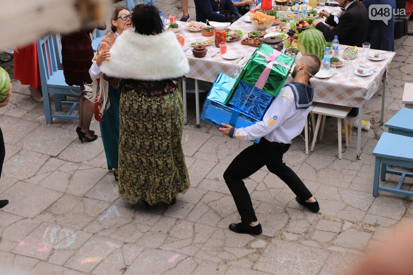 Одесситы гуляли день рождения Мамы в День города, - ФОТОРЕПОРТАЖ, ВИДЕО  , фото-25