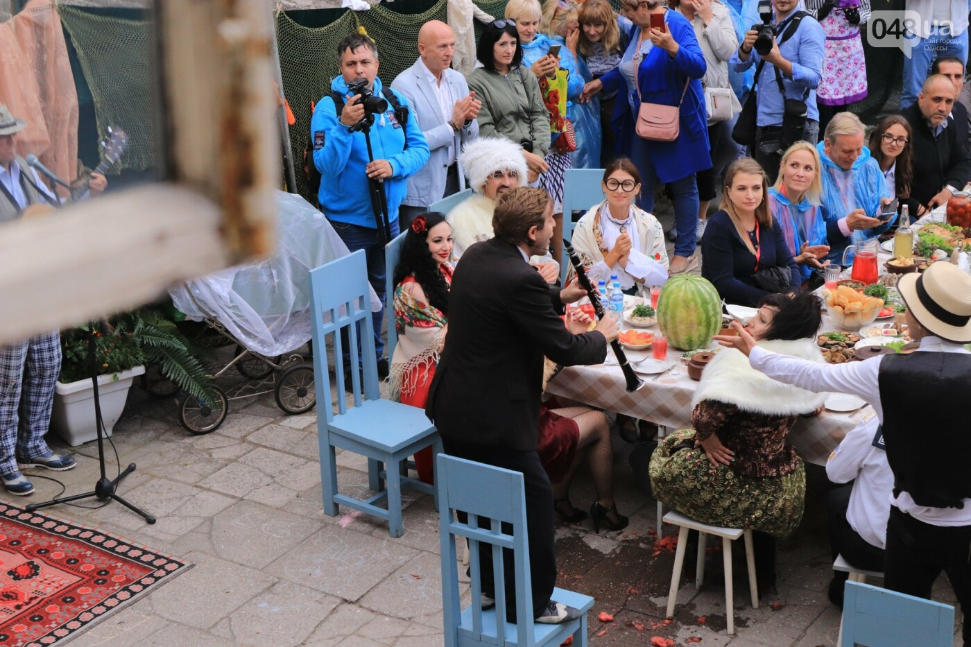 Одесситы гуляли день рождения Мамы в День города, - ФОТОРЕПОРТАЖ, ВИДЕО  , фото-27