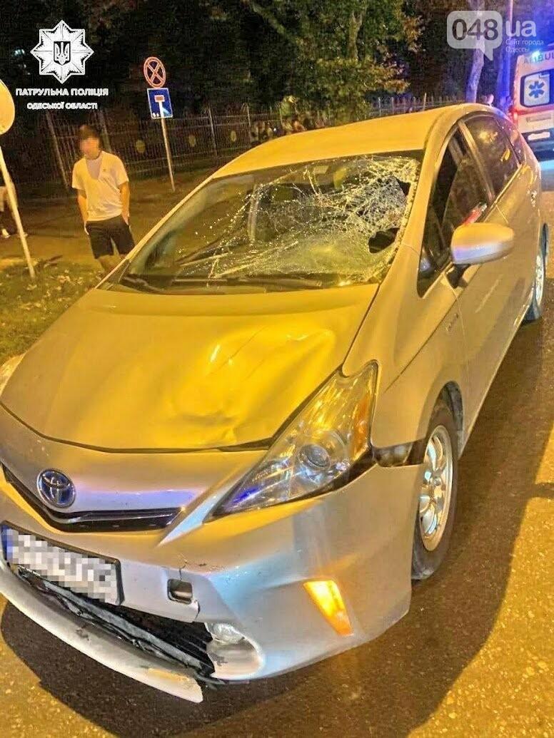 В Одессе умер школьник, которого сбил автомобиль на пешеходном переходе,- ФОТО, фото-2