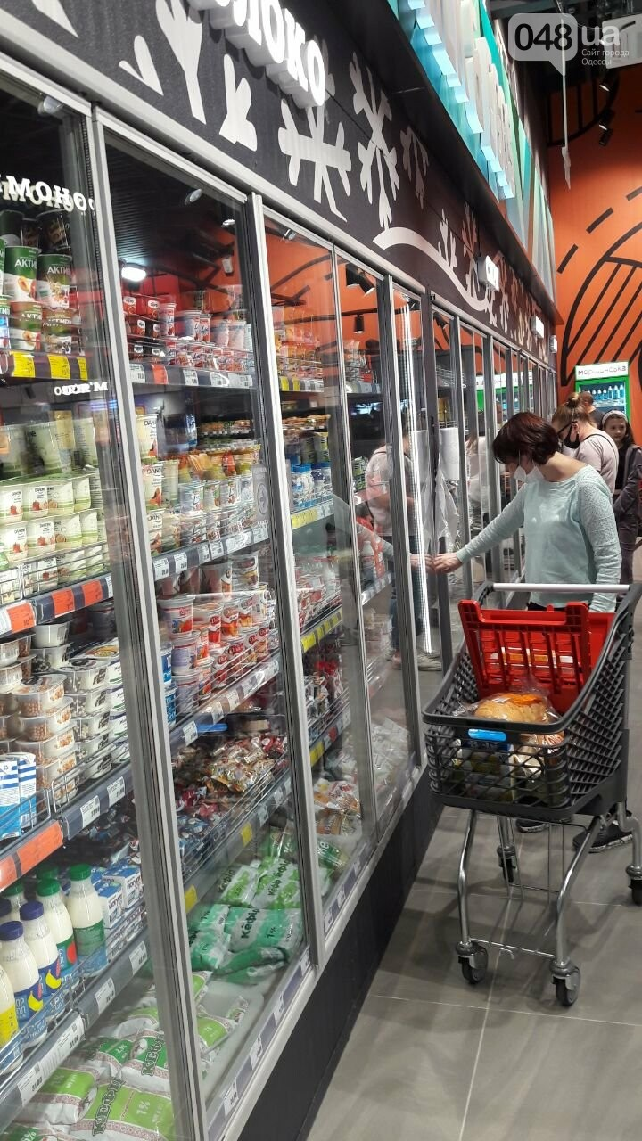 Компанія «Таврия В» відкрила новий, сучасний супермаркет у житловому комплексі «Седьмое небо», фото-8