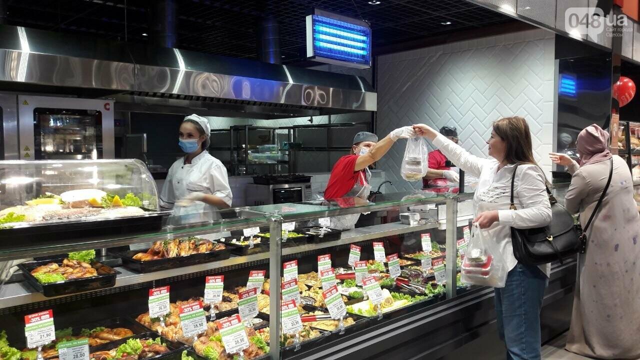 Компанія «Таврия В» відкрила новий, сучасний супермаркет у житловому комплексі «Седьмое небо», фото-3