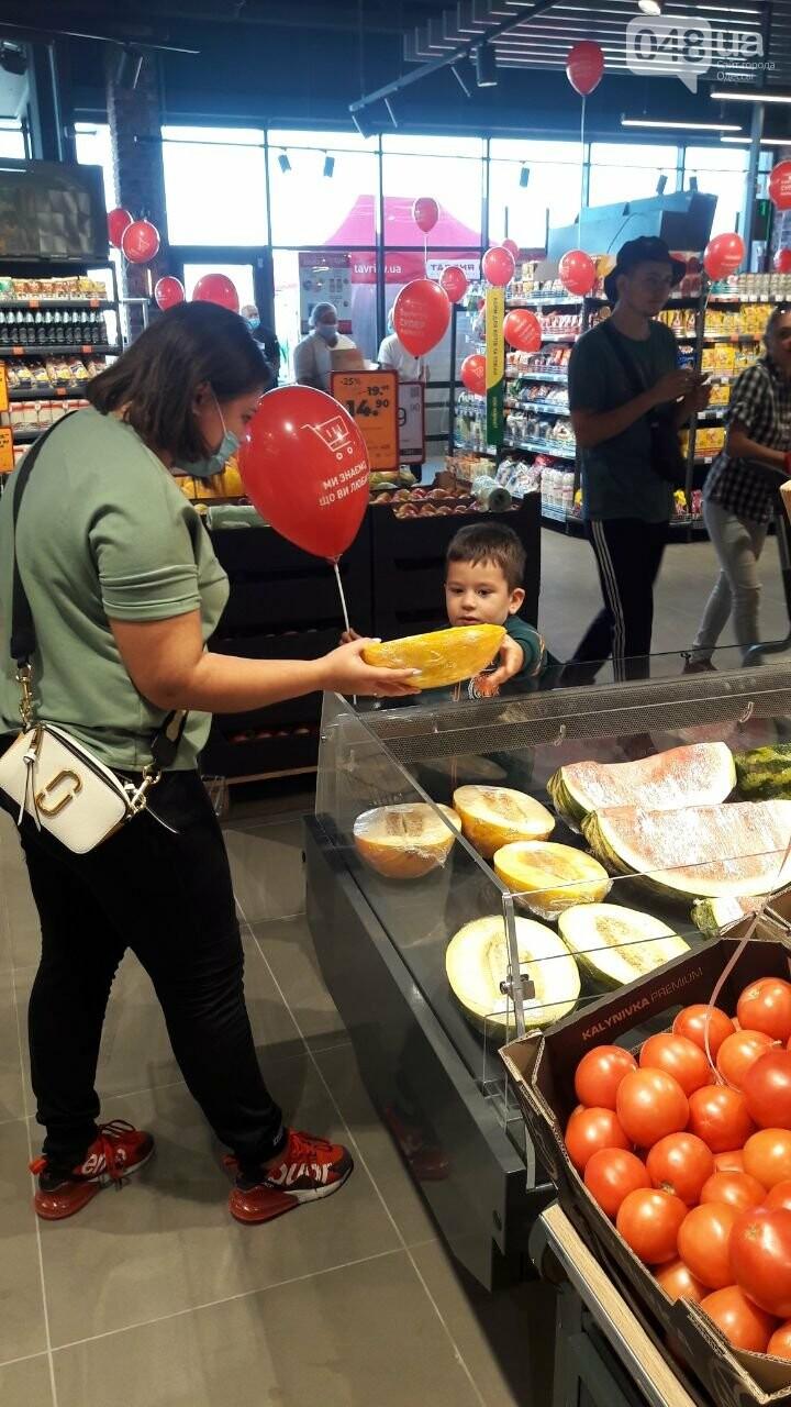 Компанія «Таврия В» відкрила новий, сучасний супермаркет у житловому комплексі «Седьмое небо», фото-9