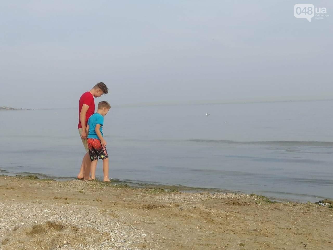 На пляжах Одессы начался бархатный сезон,- ФОТОРЕПОРТАЖ, фото-10