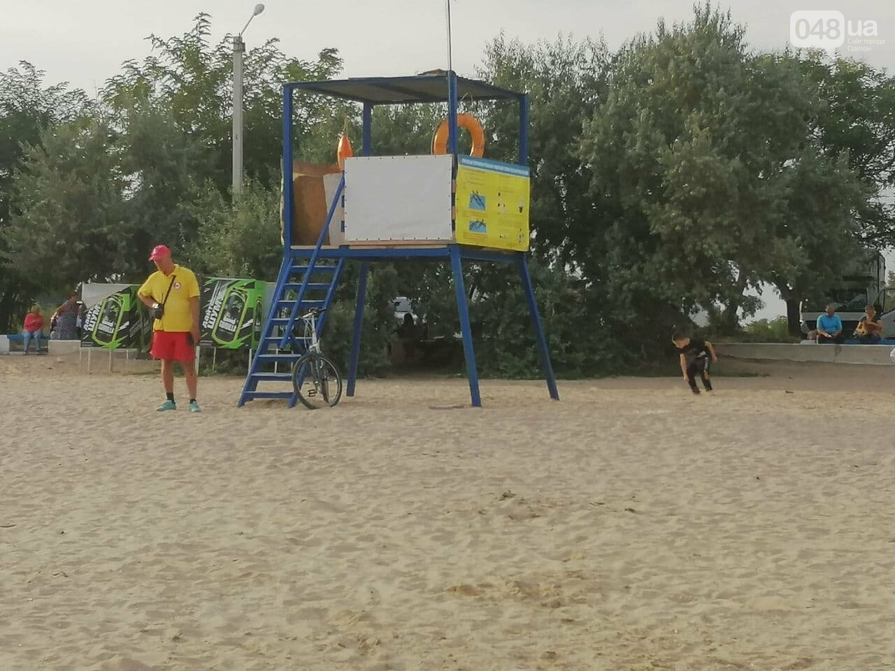 На пляжах Одессы начался бархатный сезон,- ФОТОРЕПОРТАЖ, фото-4