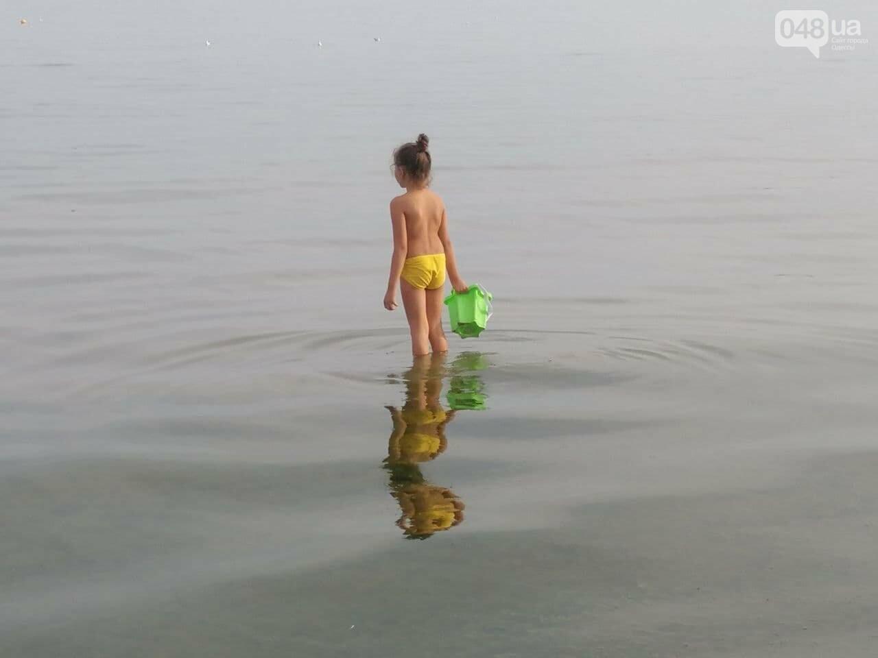 На пляжах Одессы начался бархатный сезон,- ФОТОРЕПОРТАЖ, фото-14