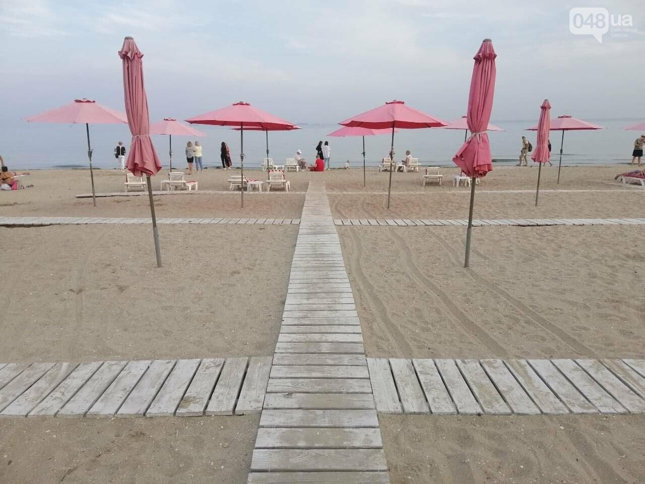 На пляжах Одессы начался бархатный сезон,- ФОТОРЕПОРТАЖ, фото-3