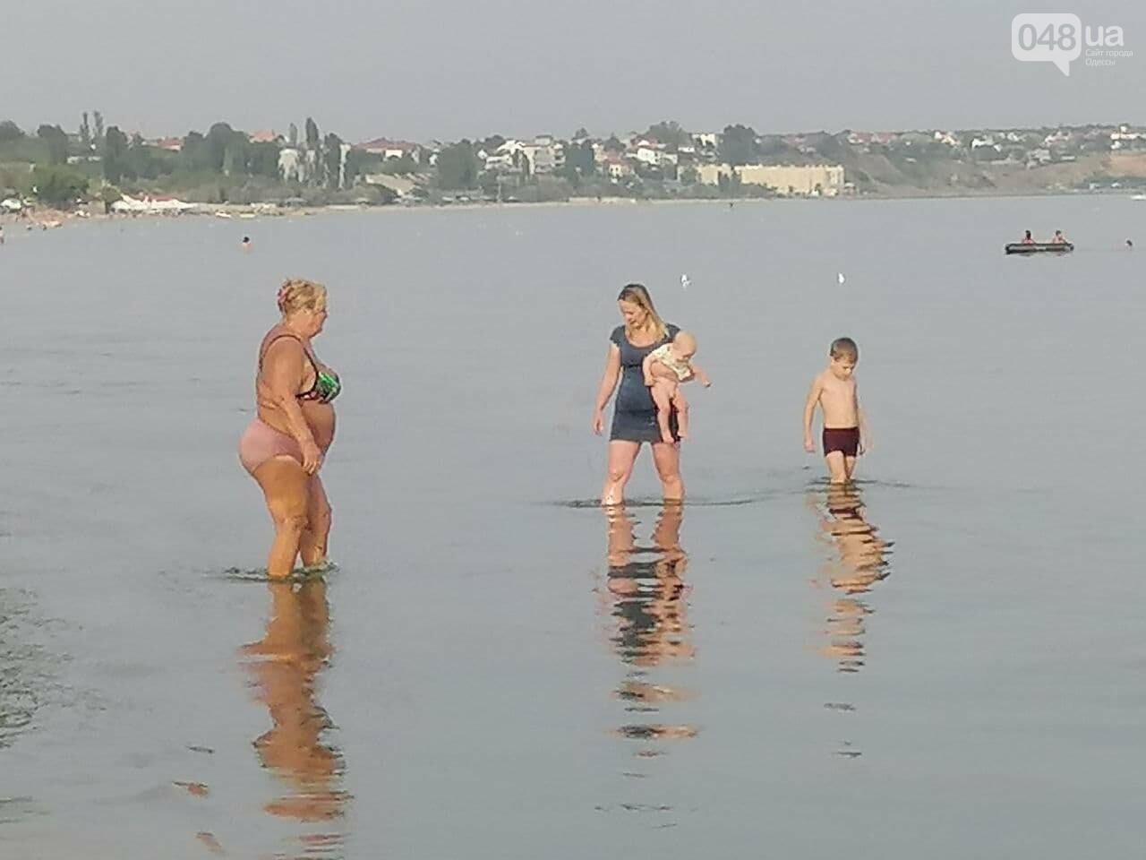 На пляжах Одессы начался бархатный сезон,- ФОТОРЕПОРТАЖ, фото-8