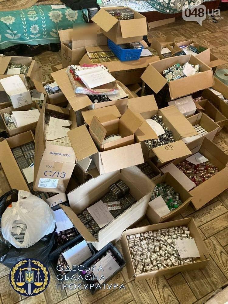 Из Молдовы в США через Одессу: перекрыли крупный канал контрабанды лекарств,- ФОТО, фото-3