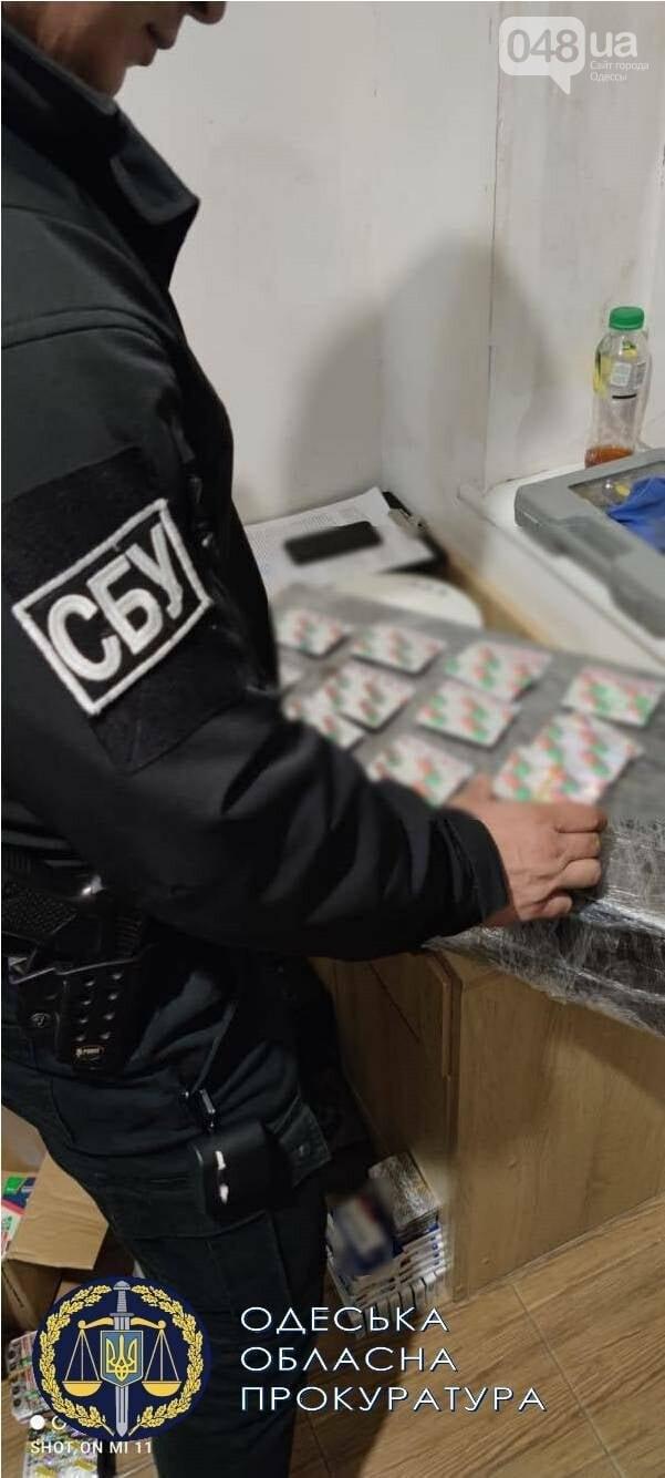 Из Молдовы в США через Одессу: перекрыли крупный канал контрабанды лекарств,- ФОТО, фото-2