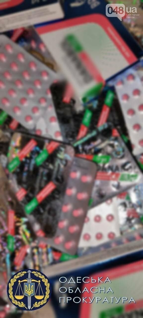 Из Молдовы в США через Одессу: перекрыли крупный канал контрабанды лекарств,- ФОТО, фото-5