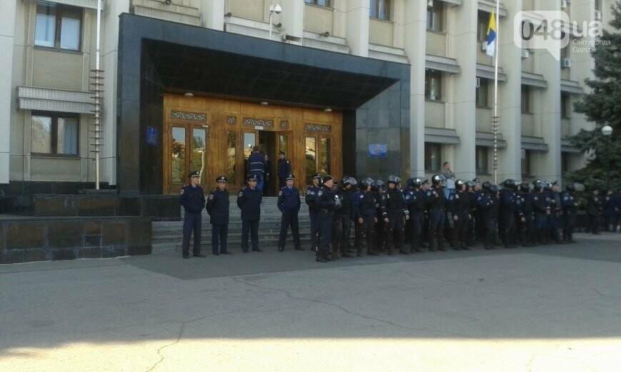 83c0add77df4334a4ca8ec6e65411889 Возвращение Шуфрича в Одессу продлилось три минуты (фото,видео)