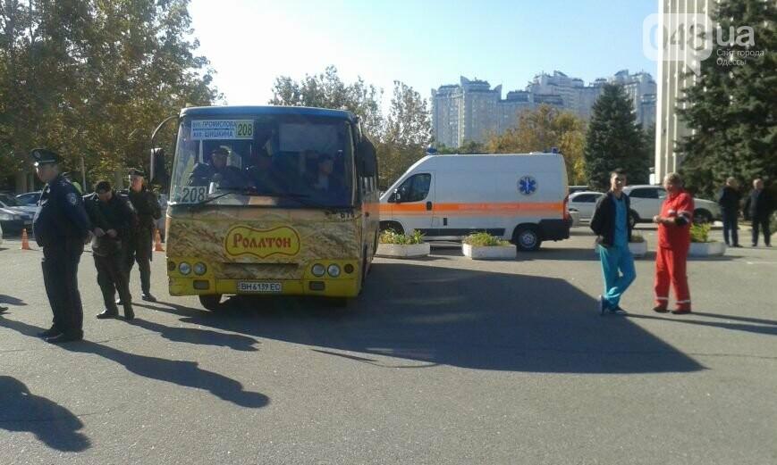 d32a6fe704333a32033d7c91e7690416 Возвращение Шуфрича в Одессу продлилось три минуты (фото,видео)
