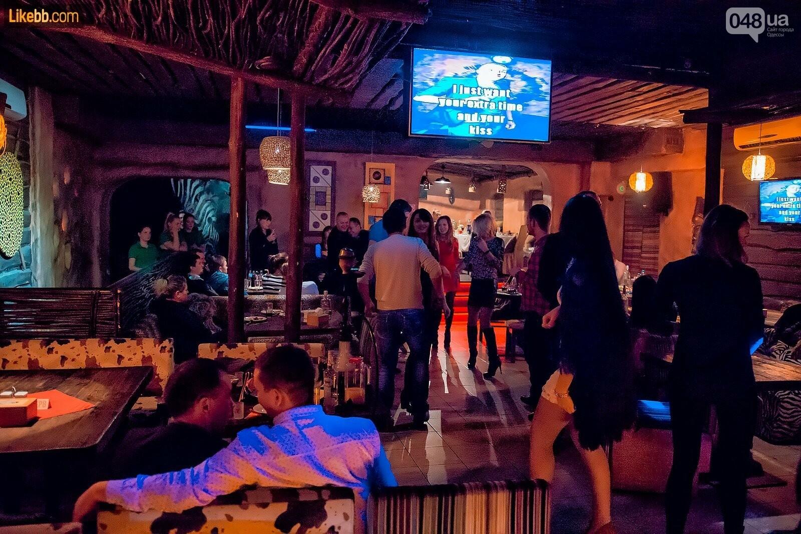 mambaso в клуб одессе караоке