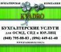 Kvadro, бухгалтерская компания