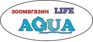 Логотип - Aqua life, зоомагазин