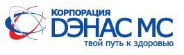 Логотип - ДЭНАС-ЦЕНТР на Княжеской