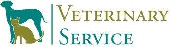 Логотип - Veterinary Service - ветеринарная клиника, зоотовары, груминг салон