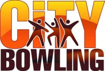 Логотип - Сити Боулинг (city bowling), развлекательный комплекс