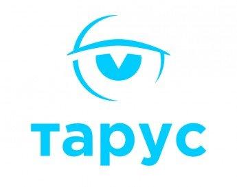Логотип - Центр лазерной коррекции зрения ТАРУС