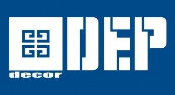 Логотип - DEP-Decor, фасадный и интерьерный декор