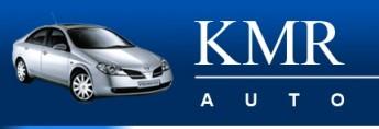 Логотип - KMR-auto, автосервис