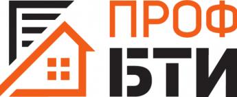 Логотип - ООО «ПРОФ БТИ»  услуги по оформлению разрешительной документации на строительство.