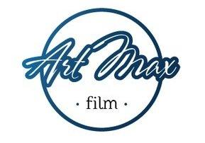 Логотип - Киношкола Art Max film в Одессе