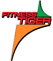 Логотип - Тайгер, фитнес-центр Tiger, спортивный клуб дзюдо