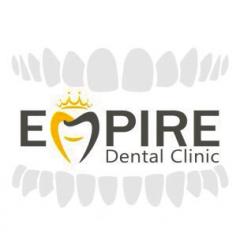 Логотип - Empire dental clinic, стоматология