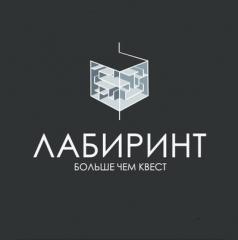 Логотип - Лабиринт - больше чем квест