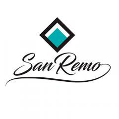 Логотип - San Remo - салон плитки и сантехники