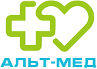 Логотип -  Альт-мед, медицинский центр