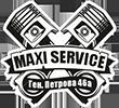 Логотип - СТО Maxi-Service