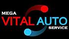 Логотип - Vital Auto service, СТО, рихтовка и малярка авто
